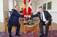 Vietnam y Dinamarca emiten declaración conjunta