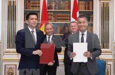 Vietnam y Dinamarca reafirman disposición de robustecer colaboración