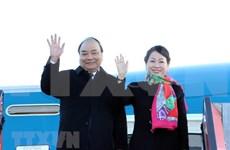 Concluye premier vietnamita su visita en Dinamarca