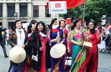 Comunidad vietnamita en República Checa celebra Día nacional de la Mujer