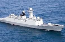 ASEAN y China realizan primer ejercicio conjunto en Mar del Este