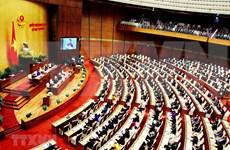 Parlamento de Vietnam analiza situación de presupuesto estatal y reestructuración económica