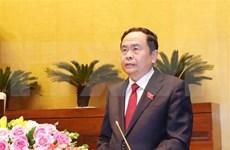 Votantes vietnamitas ratifican confianza en liderazgo del Partido , afirma presidente Frente de la Patria