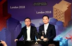 Empresas vietnamitas ganan prestigiosos premios internacionales