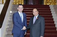 Vietnam es un mercado potencial para empresas rumanas, afirma premier