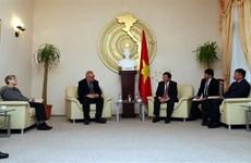 Vietnam y Alemania debaten problemas teóricos y prácticos del socialismo