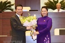 Parlamento de Vietnam aprueba designación de Nguyen Manh Hung como Ministro de Información y Comunicación
