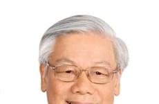 Dirigentes mundiales felicitan al nuevo presidente de Vietnam Nguyen Phu Trong