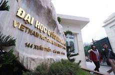 Universidades vietnamitas clasifican entre las mejores de Asia