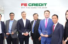 Compañía financiera vietnamita recibe tres premios continentales de pagos electrónicos