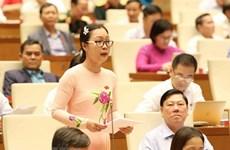Asamblea Nacional de Vietnam revisa plan del desarrollo socioeconómico
