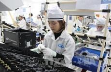 Reportan leve aumento exportaciones de teléfonos y componentes de Vietnam en tercer trimestre