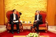 Vietnam consulta experiencias japonesas en mejoramiento de productividad laboral