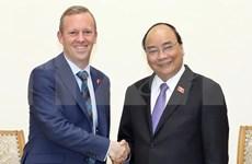 Reino Unido se compromete a promover la firma de TLC entre Vietnam y UE