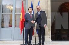 Vietnam y Francia buscan intensificar cooperación multifacética