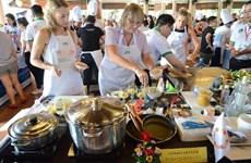 Efectúan concurso gastronómico para diplomáticos extranjeros en Vietnam