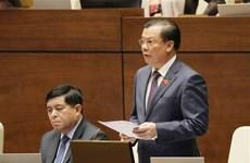 Optimista ministro vietnamita sobre cumplimiento del plan financiero nacional