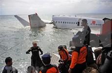 No reportan pasajeros vietnamitas en avión accidentado en Indonesia