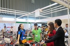 Exposición internacional de bicicletas de Vietnam tendrá lugar en Hanoi en noviembre