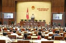 Inician sesiones de interpelaciones del Parlamento vietnamita