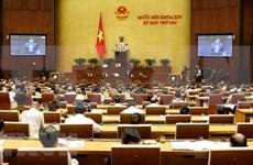 Sesiones de interpelaciones del Parlamento de Vietnam se prolongarán  tres jornadas