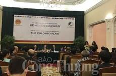 Efectúan por primera vez en Vietnam reunión del Comité Consultivo del Plan Colombo