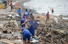Al menos cinco muertos en Filipinas tras el paso del tifón Yutu
