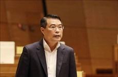 Gobernador general del Banco Estatal de Vietnam aborda tema de deuda mala ante el Parlamento