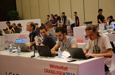 Equipo ruso gana primer premio del concurso internacional de seguridad cibernética en Vietnam