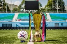 Mayor trofeo de fútbol sudesteasiático llega a capital de Vietnam