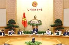 Premier destaca la estabilidad de macroeconomía de Vietnam en 10 meses
