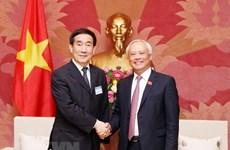 Vietnam y China aumentarán intercambio de experiencias legislativas