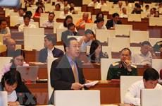 Parlamento de Vietnam analiza dos importantes borradores legales