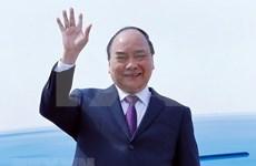 Premier de Vietnam concluye su participación en Feria Internacional de Importaciones de China