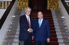 Premier de Vietnam reafirma apoyo a la organización de carrera F1 en Hanoi