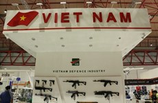 Vietnam asiste a Feria- exposición Internacional de Defensa en Indonesia