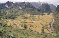 Geoparque vietnamita Non Nuoc Cao Bang recibirá título de la Unesco este mes