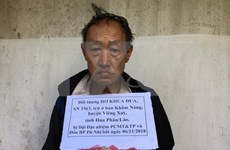 Arrestan a ciudadano laosiano por introducir ilegalmente drogas en Vietnam