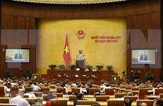 Parlamento de Vietnam aprobará resolución sobre desarrollo socioeconómico en 2019