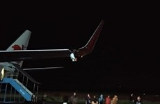 Indonesia: Otro avión de Lion Air sufre un accidente sin causar heridos