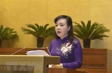 Parlamento de Vietnam debate  Ley de lucha contra efectos negativos de bebidas alcohólicas