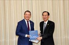 Ciudad Ho Chi Minh y Territorio Norte de Australia impulsan cooperación en agricultura