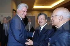 Inversores vietnamitas poseen especial posición en Cuba, afirma presidente Díaz-Canel