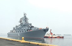 Filipinas y Rusia finalizan plan de cooperación en defensa para 2019