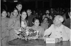 Militantes tienen el deber de ser ejemplo en el seguimiento de los ideales del Partido Comunista de Vietnam