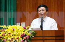 Consejo Teórico del Partido Comunista de Vietnam celebra su octava reunión