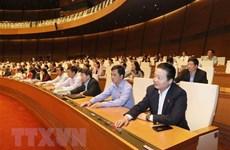Parlamento de Vietnam aprueba resoluciones sobre inversión pública y CPTPP