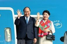 Premier vietnamita parte hacia Singapur para la Cumbre de ASEAN