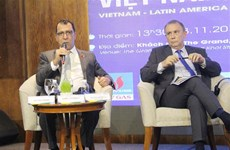 América Latina, mercado atractivo para empresas vietnamitas