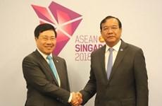 Camboya se compromete a apoyar a camboyanos- vietnamitas residentes sobre lago Tonle Sap